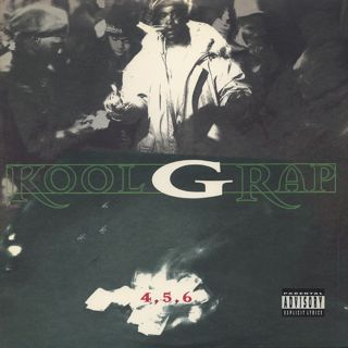 Kool G Rap / 4, 5, 6 (2LP)