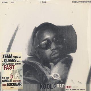 Kool G Rap / Fast Life
