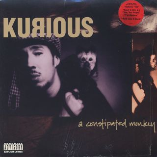 Kurious / A Constipated Monkey front