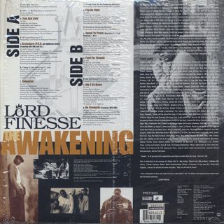 Lord Finesse / The Awakening back