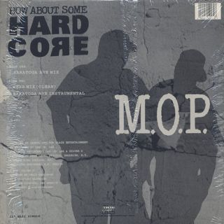 M.O.P. / How About Some Hardcore back