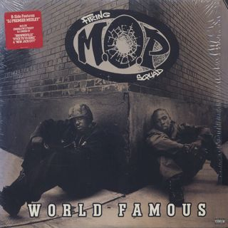 M.O.P. / World Famous front