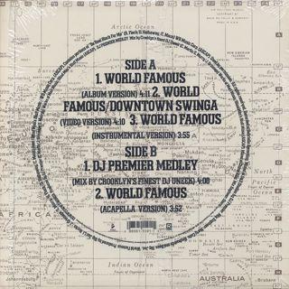 M.O.P. / World Famous back