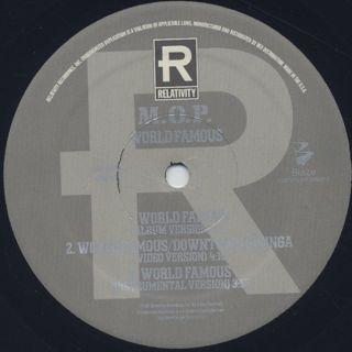 M.O.P. / World Famous label