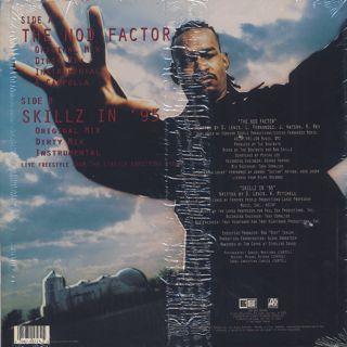 Mad Skillz / The Nod Factor back