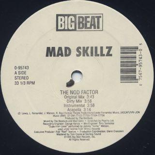 Mad Skillz / The Nod Factor label