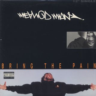 Method Man / Bring The Pain front