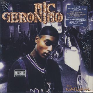 Mic Geronimo / The Natural(LP)