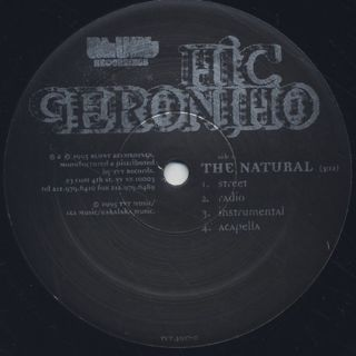 Mic Geronimo / The Natural label