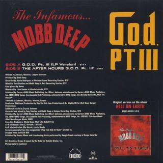 Mobb Deep / G.O.D. Pt. III back