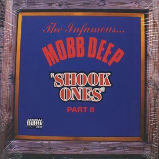 Mobb Deep / Shook Ones Part 2 c/w Shook Ones Part 1