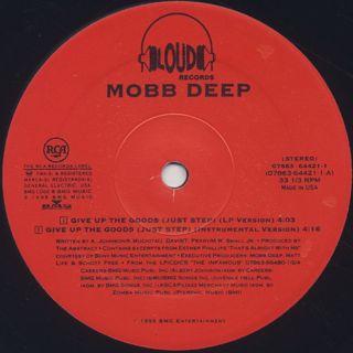 Mobb Deep / Temperature's Rising label