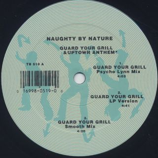 Naughty By Nature / Guard Your Grill back
