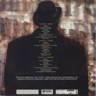 Notorious B.I.G. / Life After Death back