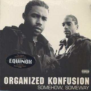 Organized Konfusion / Somehow, Someway