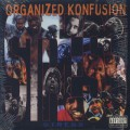 Organized Konfusion / Stress c/w Remix / Keep It Koming-1