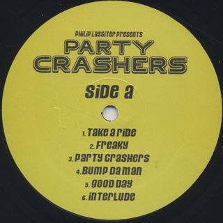 Philthy / Philip Lassiter Presents Party Crashers label