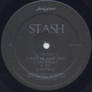 Rasputin's Stash / Stash label