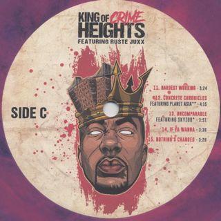 Ruste Juxx, Raticus / King Of Crime Heights label