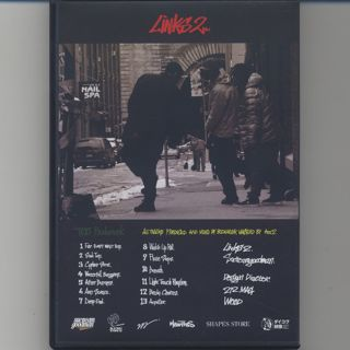 sucreamgoodman × Budamunk / LINKS 2 (DVD + CD) back