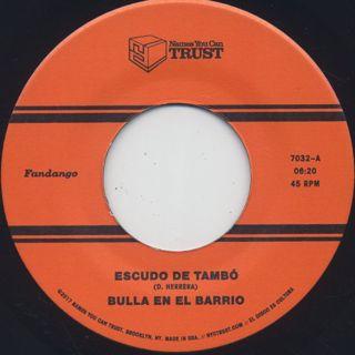 Bulla En El Barrio / Rueda De Bullerengue back