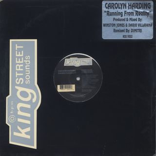 Carolyn Harding / Running From Reality front