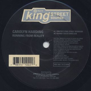Carolyn Harding / Running From Reality back