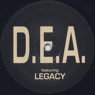 D.E.A. Featuring Legacy / Culito back