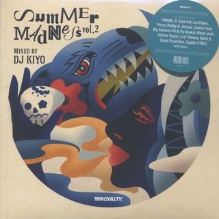 DJ Kiyo / Summer Madness Vol.2