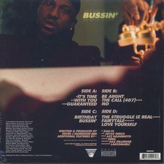 Devin Morrison / Bussin' (2LP) back