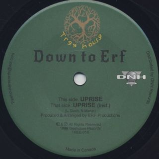 Down To Erf / Uprise