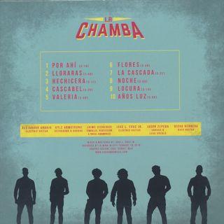 La Chamba / Somos back