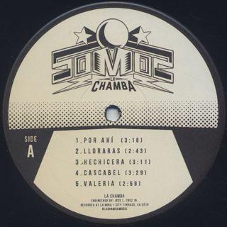 La Chamba / Somos label