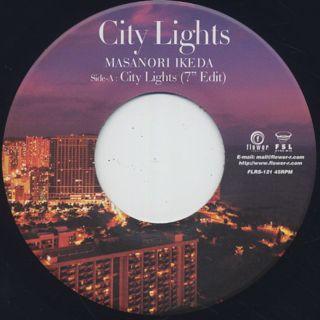 Masanori Ikeda / City Lights back