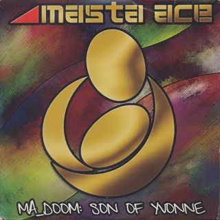 Masta Ace / MA_DOOM: Son Of Yvonne front