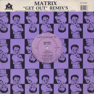 Matrix / Get Out