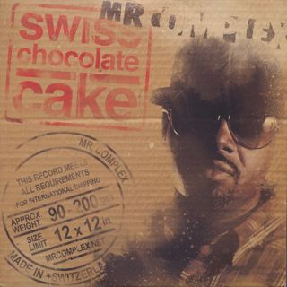 Mr. Complex / Swiss Chocolate Cake