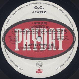 O.C. / Jewelz label