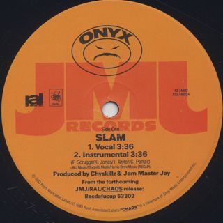 Onyx / Slam label