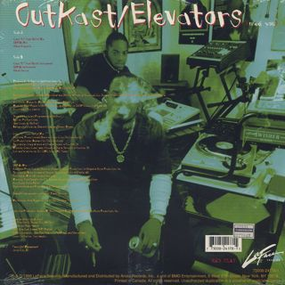 Outkast / Elevators (Me & You) back