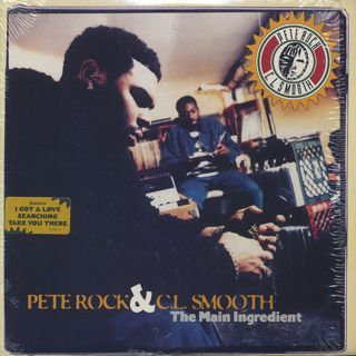 Pete Rock & C.L. Smooth / The Main Ingredient