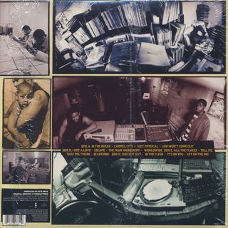 Pete Rock & C.L. Smooth / The Main Ingredient back