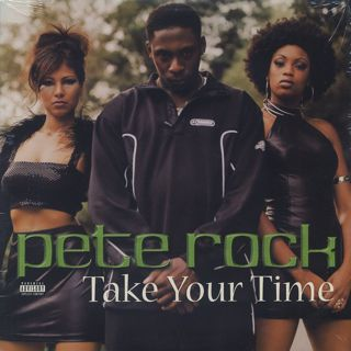 Pete Rock / Take Your Time front