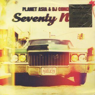 Planet Asia & DJ Concept / Seventy Nine