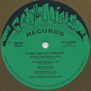 Planet Asia & DJ Concept / Seventy Nine label