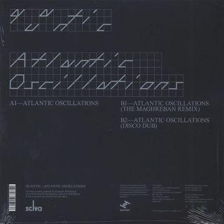 Quantic / Atlantic Oscillations back