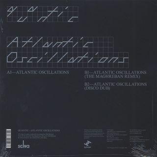 Quantic / Atlantic Oscillations back