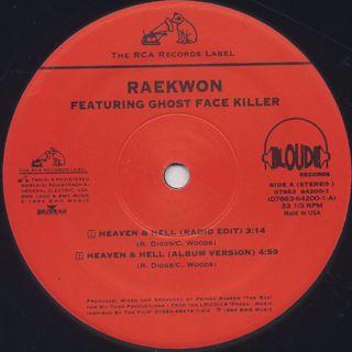 Raekwon / Heaven & Hell label