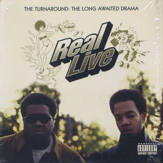 Real Live / The Turnaround: The Long Awaited Drama