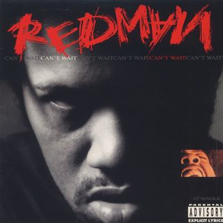 Redman / Can't Wait front